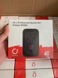Bộ Phát wifi 4G ZTE WD680 OLAX Chính hãng tốc độ cao