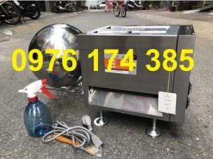 Máy vắt bánh cà, máy làm bánh nhãn Nghệ An kích thước viên 10mm/12mm