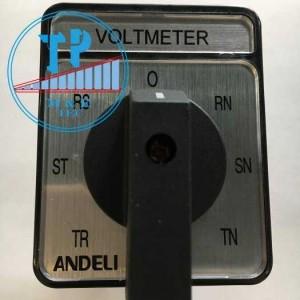 Chuyển mạch vôn, Công tắc chuyển mạch vôn 7 vị trí
