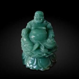 Phật Di Lặc Đá Aventurine