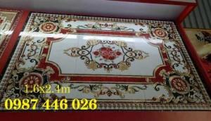 Gạch Thảm Chữ Nhật 6 Viên 80x80cm Hp6010