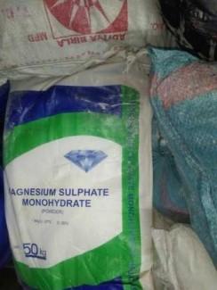 Khoáng magie chlorua MgCl2 nguyên liệu