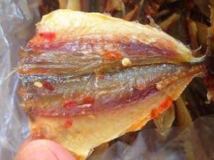 Khô Cá Chỉ Vàng Ớt Ngọt Và Tiêu Phú Quốc