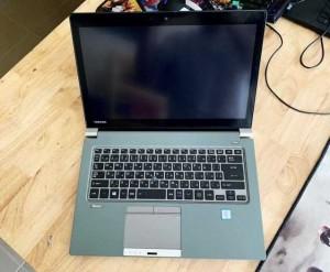 Laptop Toshiba Z40-c Core I5-6300u Ram 8gb Mssd 120gb Vga On Màn 14 Inch Full Hd Cảm Ứng Đèn Phím