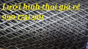 Lưới Hình Thoi Trang Trí ,lưới Thép Trang Trí Xg,xs, S