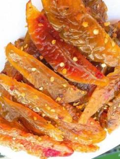 Hủ 500gr Khế Rim Muối Ớt Thơm Ngon - Food By Mama