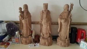 Gia công khắc Cnc gỗ theo yêu cầu, đục tranh, đục tượng gỗ q12 giá rẻ