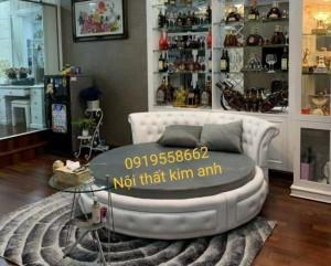 Giá giường tròn khách sạn, kích thước giường tròn công chúa tại cần thơ
