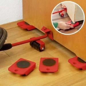 Bộ dụng cụ nâng và di chuyển đồ đạc thông minh