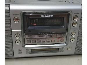 Đài RADIO MD/CD SHARP MD - F230S