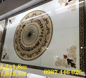 Gạch thảm ốp tường, gạch trang trí hoa văn HP1913