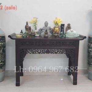 Bàn huế trưng bày đồ bàn trung đường bàn bày đồ bàn thờ