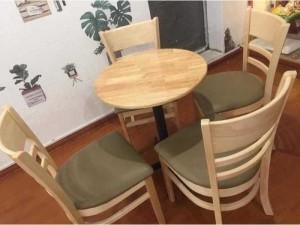 Bàn ghế cafe giá rẻ tại hcm