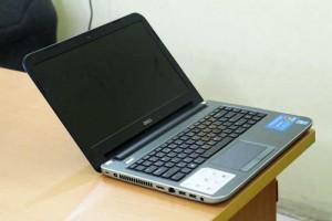 Laptop Dell Insprion 5437 Core i3-4010U Ram 4GB SSD 120GB Màn 14 Inch Cảm Ứng Máy Vỏ Nhôm Đẹp