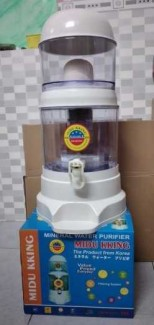 Bình lọc nước MIDU KKING 16 lít