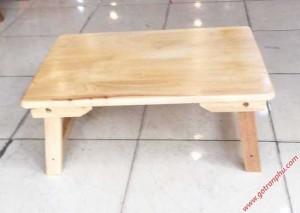 Bàn gỗ xếp chân thang