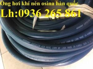 Ống dẫn khí nén cao áp Osina D6.5, D8, D9.5, D13, D16, D19, D25. D32 hàng nhập khẩu