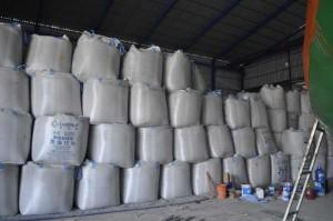 Bao jumbo, bao 1 tấn ống nạp đáy xả, bao jumbo nắp đậy có sẵn tại kho tái sử dụng được nhiều lần