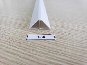 Combo Nẹp vát góc (chamfer) tạo vát cho cột, cạnh , dầm , bó vỉa bê tông 250md/100 thanh T-30