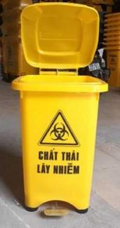 Túi đựng rác y tế,thùng rác y tế
