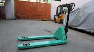 Xe Nâng Tay 2,5 tấn Mitsulift Nhật Giá Rẻ