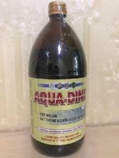 Diệt khuẩn iodine dạng nước aqua dine