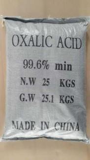 Oxalic acid nguyên liệu làm sạch nhớt bạt nuôi tôm