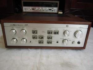 AMPLI LUXMAN 58A