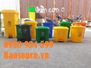 Mua Bán Thùng đựng rác thải có nguy cơ lây nhiễm Covid-19+