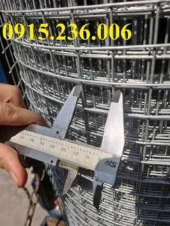 Lưới thép hàn mạ kẽm làm chuồng nuôi D1, D2, D3, D4, D5, D6 giá tốt