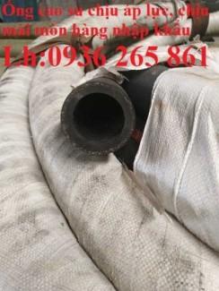 Ống cao su chịu áp lực cao dẫn cát, dẫn nguyên liệu giá siêu rẻ