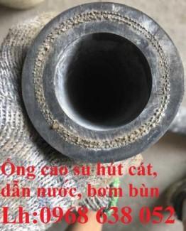 Ống cao su bố vải tải nước, bơm hút bùn, dẫn hơi, dẫn khí, chịu dầu