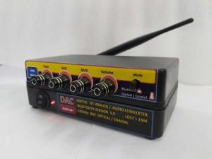 Bộ giải mã âm thanh Optical - D.I,Y Blueooth 5.0 & nâng tiếng