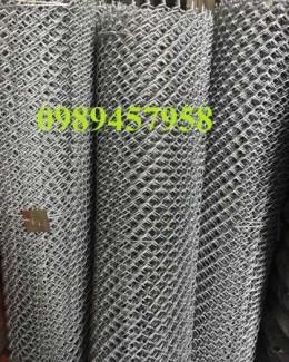 Sản xuất lưới B10 ô 10x10, B20 ô 20x20, B30 ô 30x30 mạ kẽm nhúng nóng