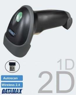 Máy quét mã vạch 1D&2D không dây Datamax DT2208W