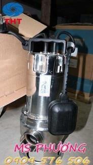 Bán máy bơm chìm nước thải Pentax inox DX giá rẻ