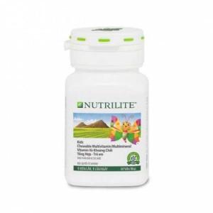 Vitamin & Khoáng Chất tổng hợp thiết yếu cho trẻ em Nutrilite 104272