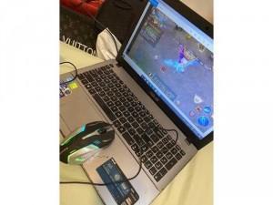 Laptop asus x550c core i5 3337U RAM 4Gb hdd 500