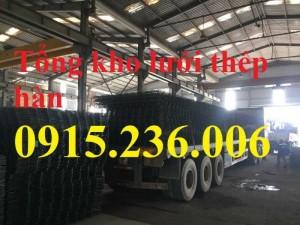 Lưới đổ sàn phi 4, phi 5 a100x100, a150x150, a200x200 hàng sẵn kho
