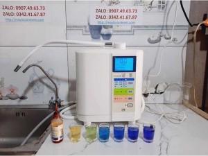 Máy lọc nước ion kiềm IVY CLEAN QIII ĐẸP