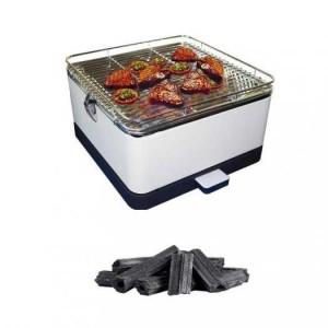 Bếp nướng than hoa không khói Phù Đổng PD17d115 inox