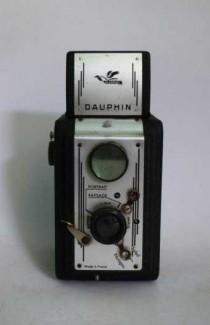 Máy ảnh Alsaphot Dauphin (Pháp) thập niên 1950s