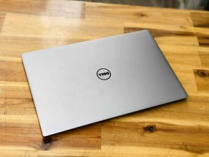 Laptop Dell XPS 13 9350, I5 6200U 8G SSD256 QHD 3K Full Viền TOUCHh