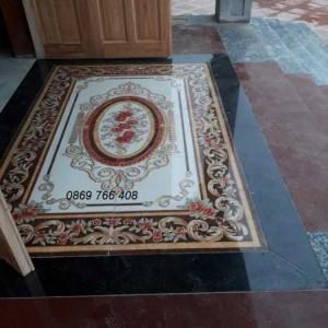 Gạch lát sàn 3D-gạch thảm