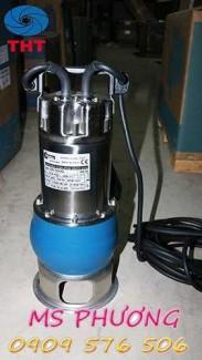 Bán bơm chìm nước thải chân gang Pentax giá cạnh tranh nhất TPHCM