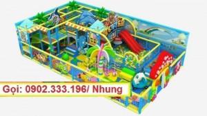 Chuyên cung cấp khu vui chơi trẻ em,
