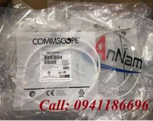 Dây nhảy patch cord Cat6A-Cat7 Commscope Sẵn số lượng