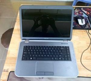Laptop Dell Insprion 5520 Core i5-3210M Ram 4GB SSD 120GB + HDD 500GB VGA ON Máy Đẹp