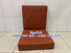 Nhận May Nệm Ghế Salon Gỗ - May Nệm Sofa - May Áo Nệm Theo Mẫu - NGỌC PHÁT