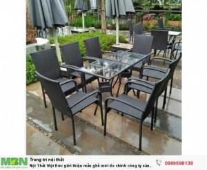 Nội Thất Việt Đức giới thiệu mẫu ghế mới do chính công ty sản xuất!
